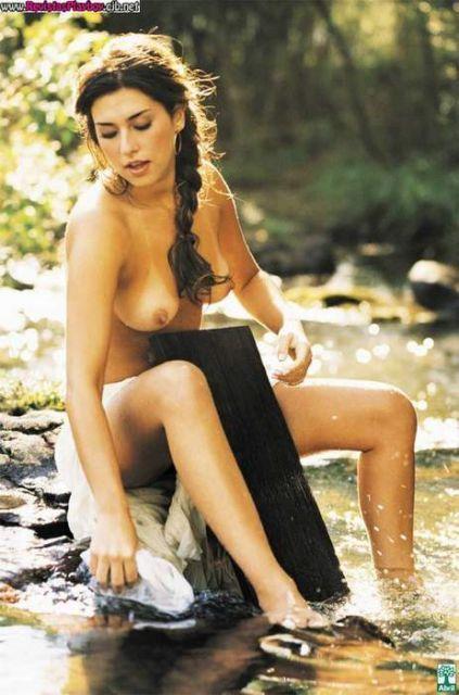 %t Fernanda Paes Leme nua na revista playboy em dezembro de 2005