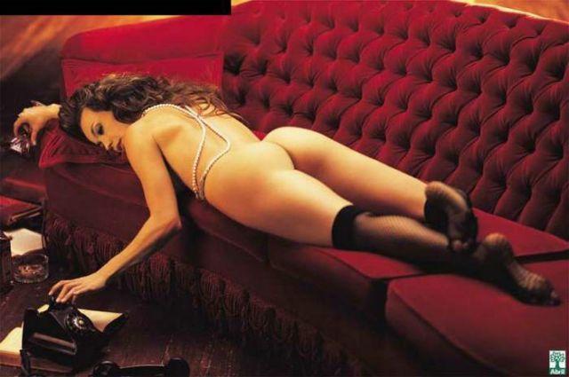 %t Flávia Monteiro nua na revista playboy em maio de 2005