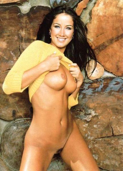 Helen Ganzarolli pelada na revista playboy | Setembro de 2000
