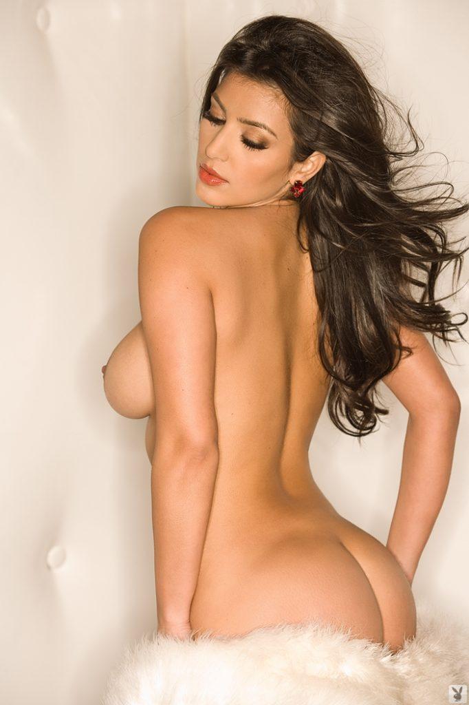 %t Kim Kardashian nua na Revista Playboy USA