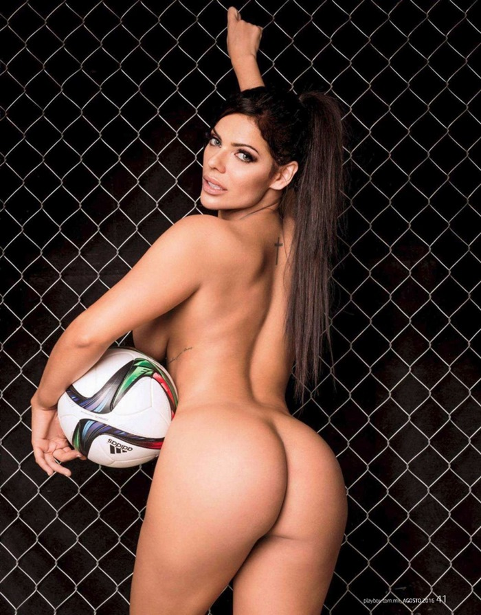 Suzy Cortez nua na revista Playboy