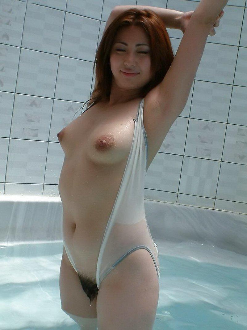 Asiáticas nuas